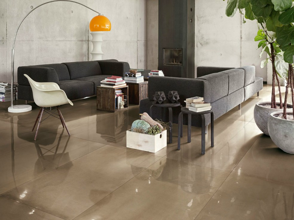 Frame pavimento by fap ceramiche for Ceramiche gres porcellanato