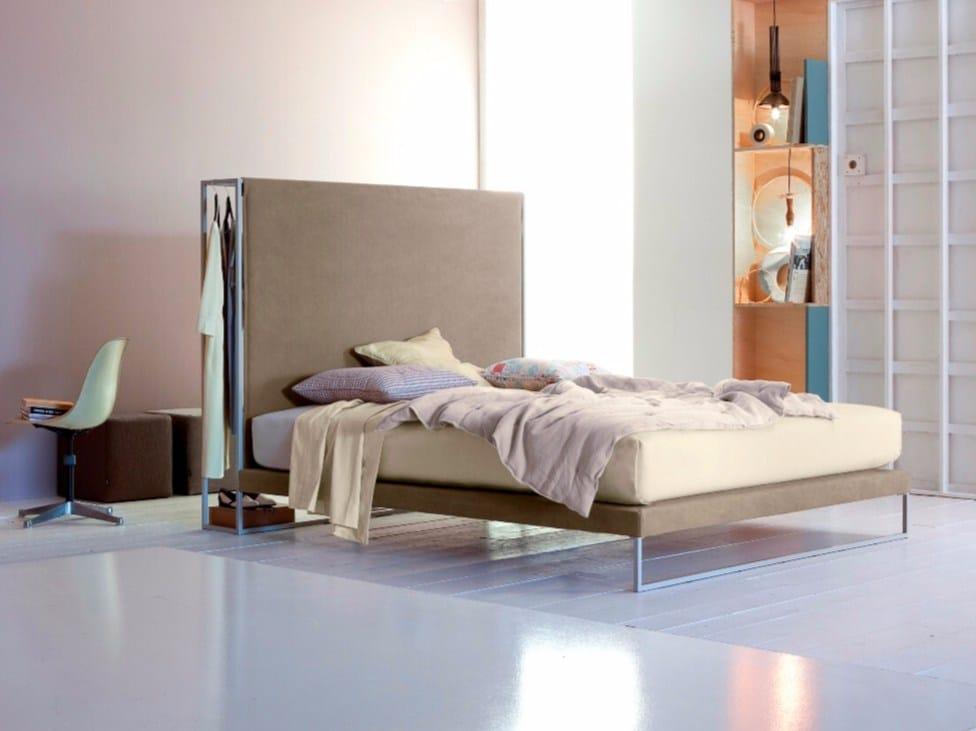 Letto con armadio frame by twils design monica graffeo - Letto con armadio ...