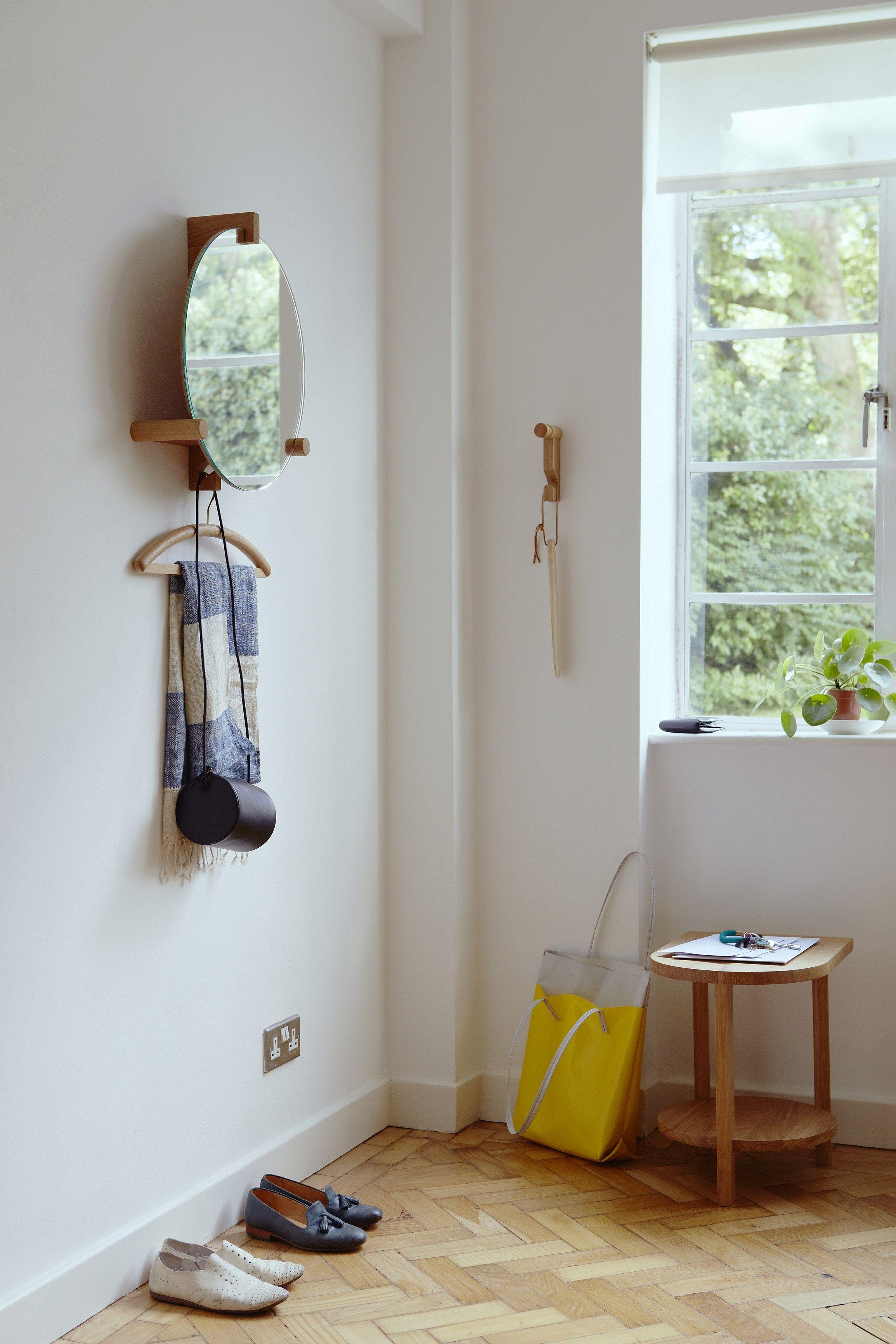 Appendiabiti a parete in legno frank by zilio aldo & c. design ...