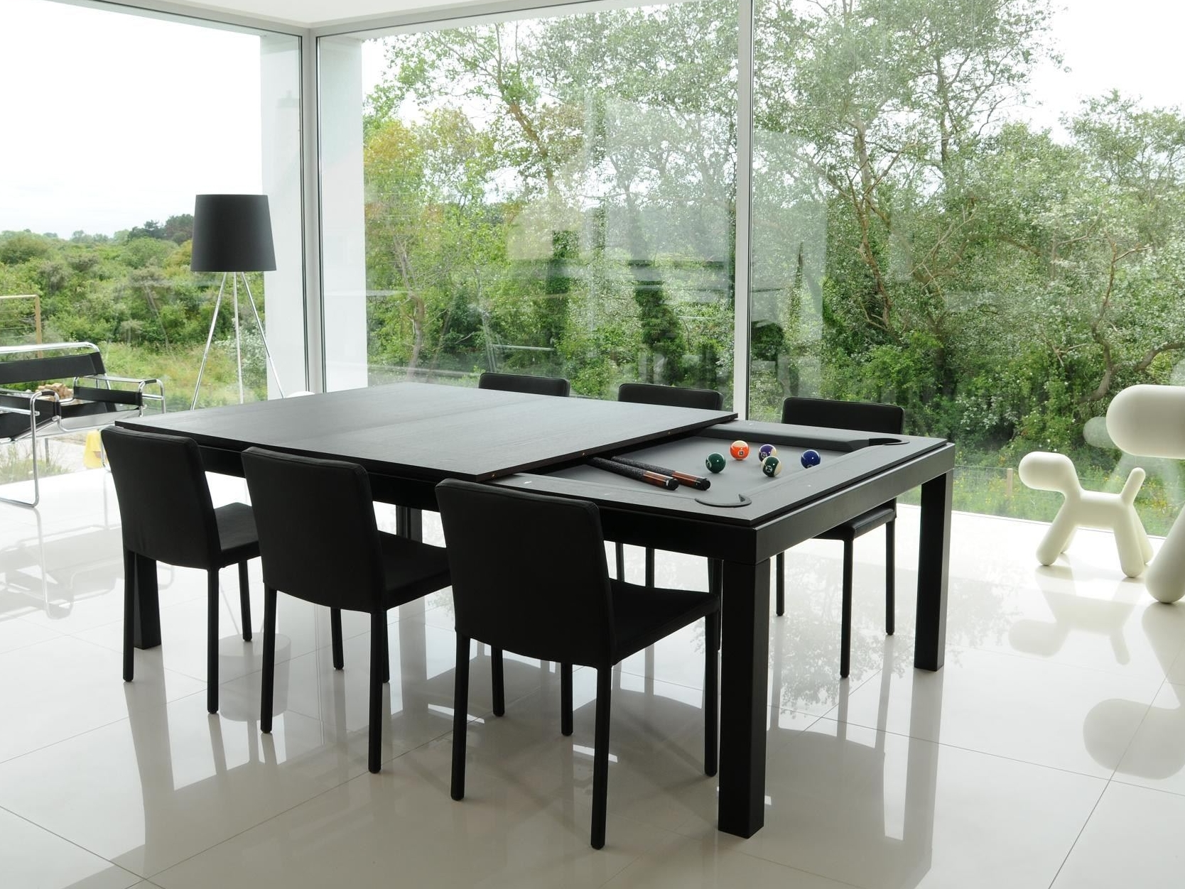 metal line table by fusiontables saluc