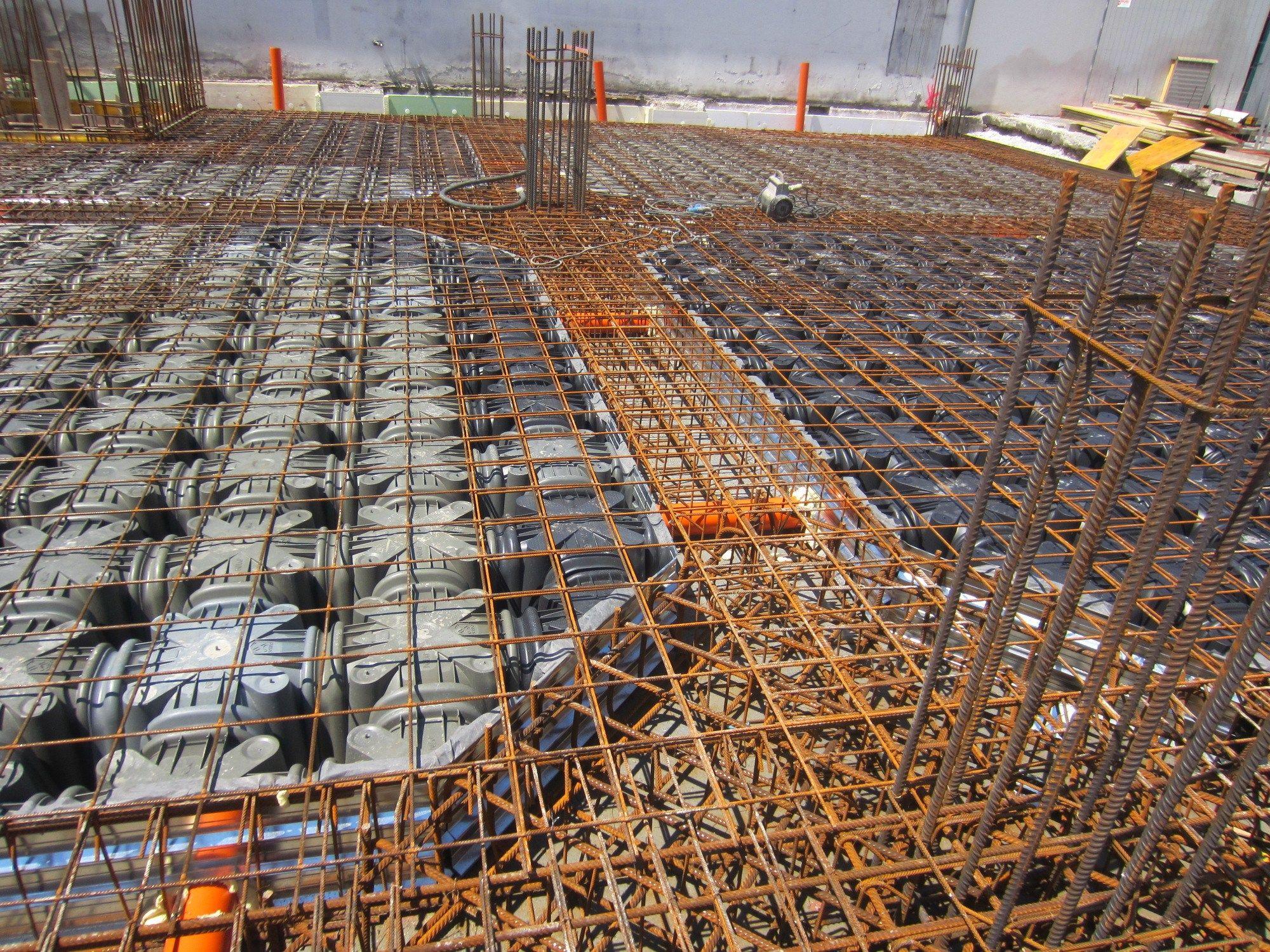 Cassaforma a perdere flashfond by flashfond for Igloo edilizia prezzi