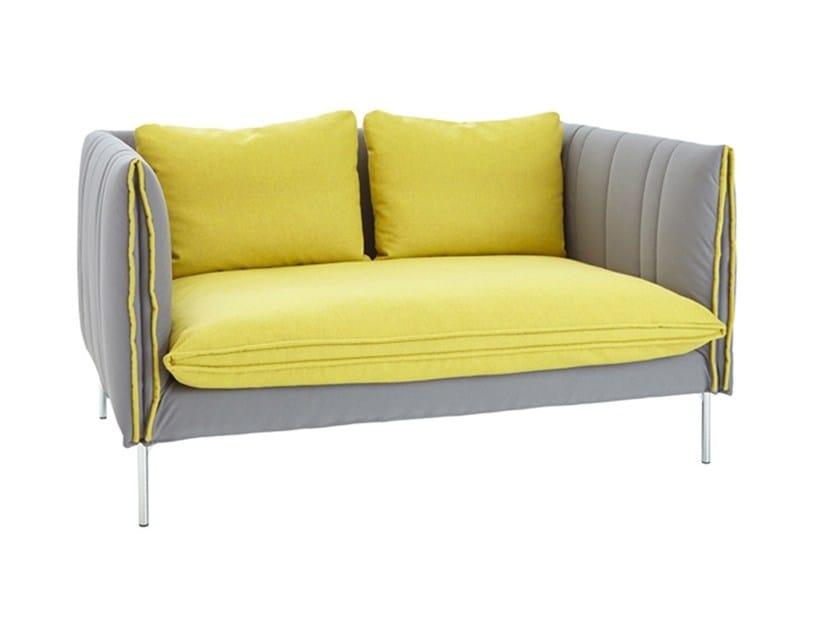 Divano in tessuto per contract fourtytwo by smv sitz und - Prodotti per pulire il divano in tessuto ...