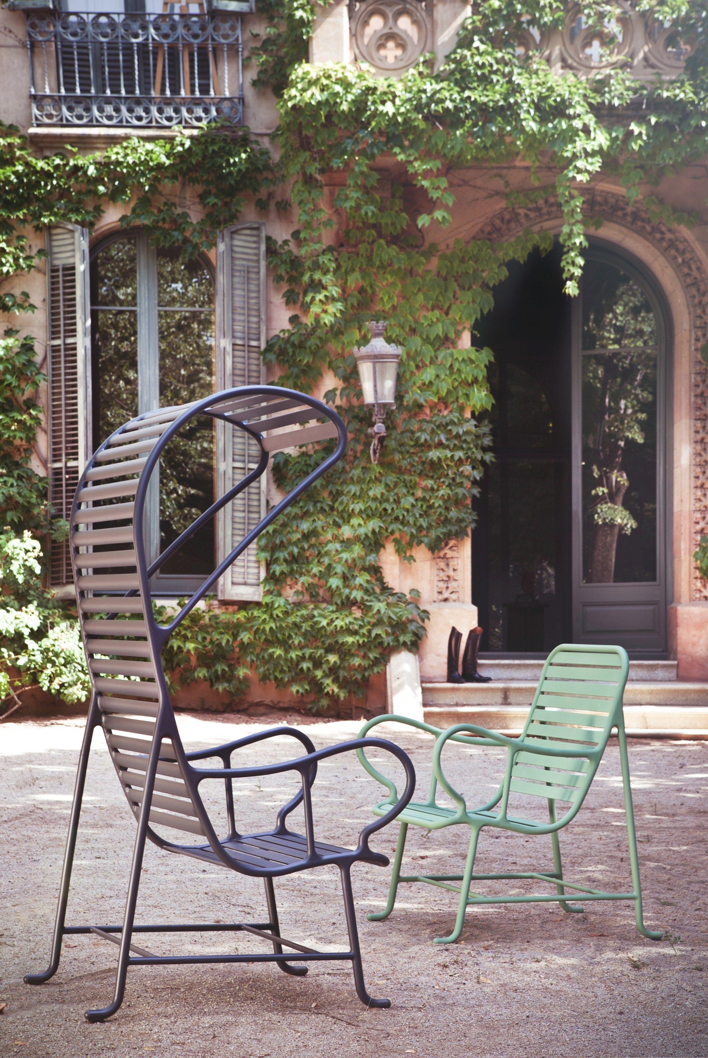 Gardenias panca da giardino by bd barcelona design design - Gardenia pianta da giardino ...