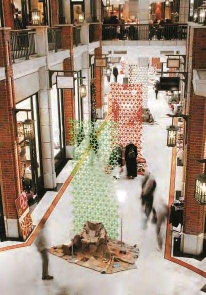 Divisorio Decorativo Ufficio Geko Caimi Brevetti : Pannello divisorio modulare geko by caimi brevetti design