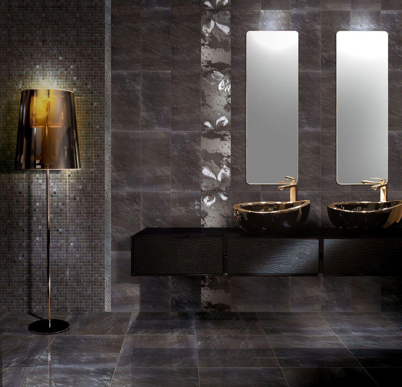 Rivestimento pavimento in gres porcellanato goldeneye by for Ceramiche brennero