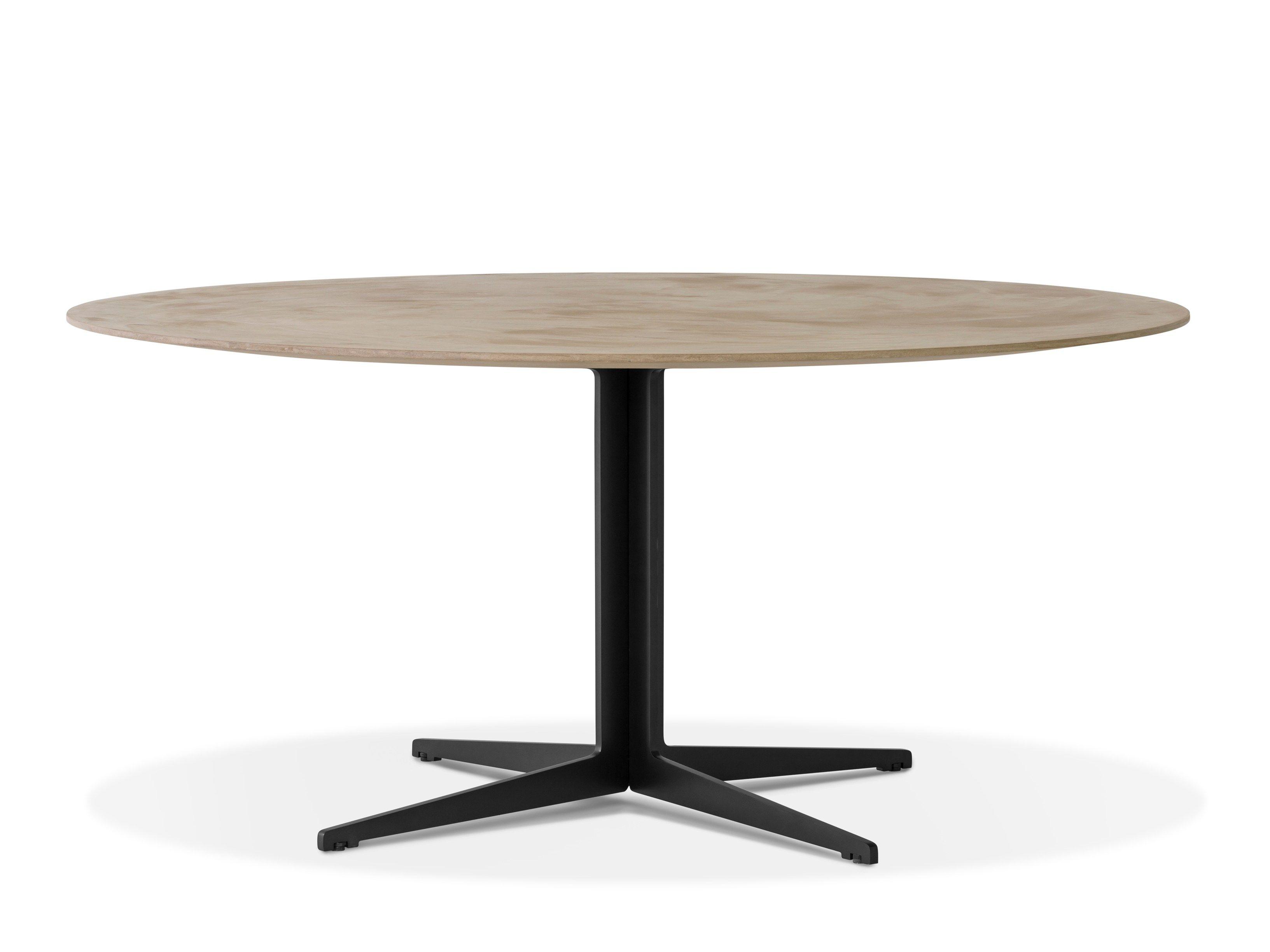 tavoli   tavoli e sedie   archiproducts - Tavolo Allungabile Rotondo Di Castagno