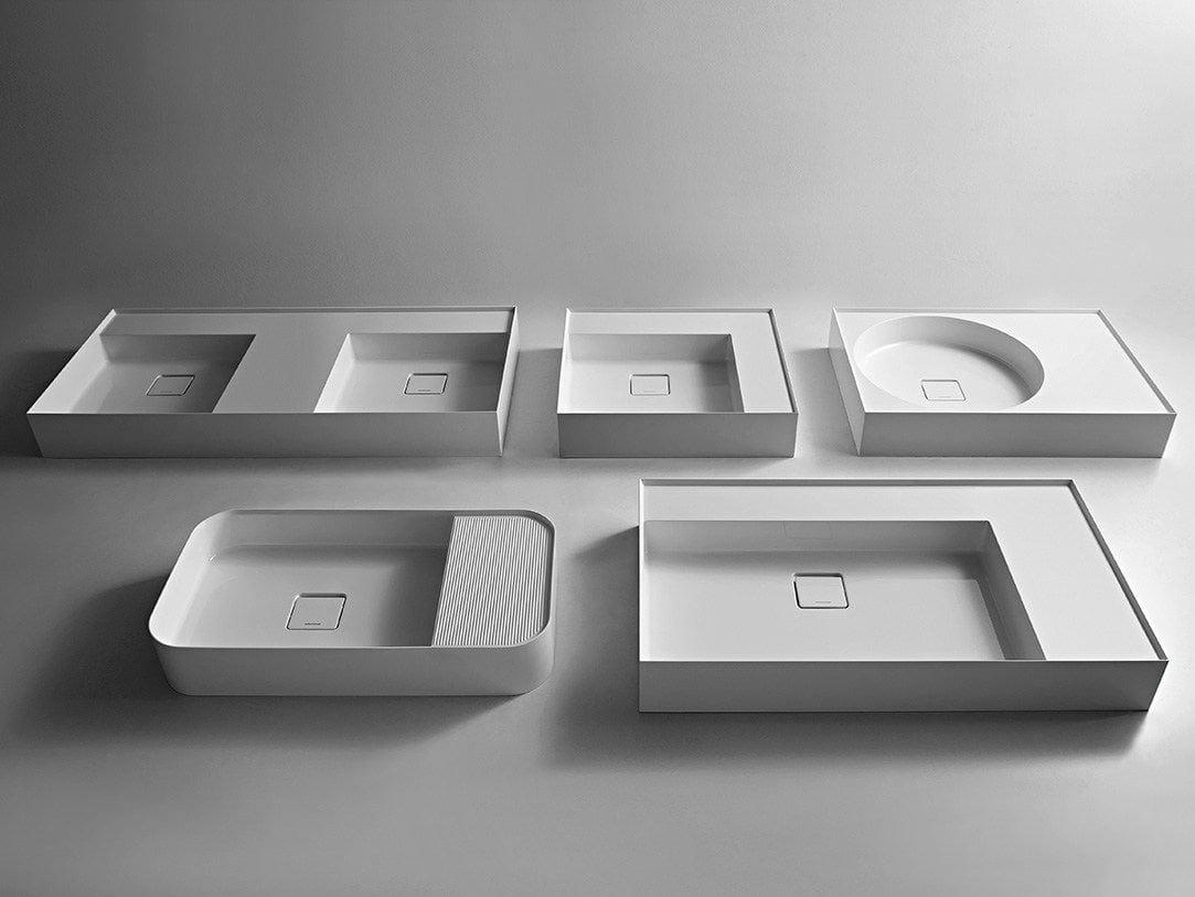graffio aufsatzwaschbecken by antonio lupi design. Black Bedroom Furniture Sets. Home Design Ideas