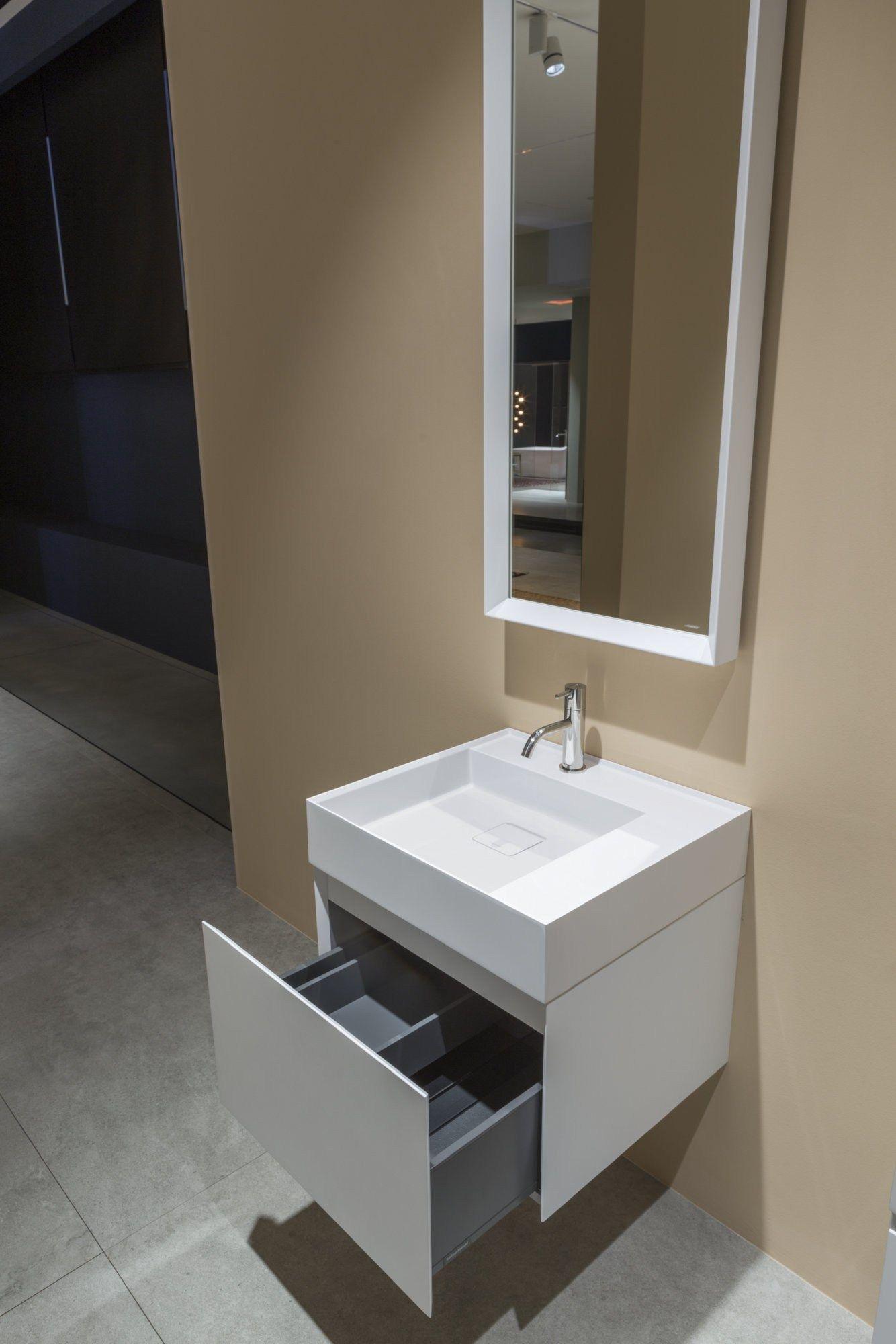 Graffio arredo bagno completo by antonio lupi design for Mobile arredo bagno completo