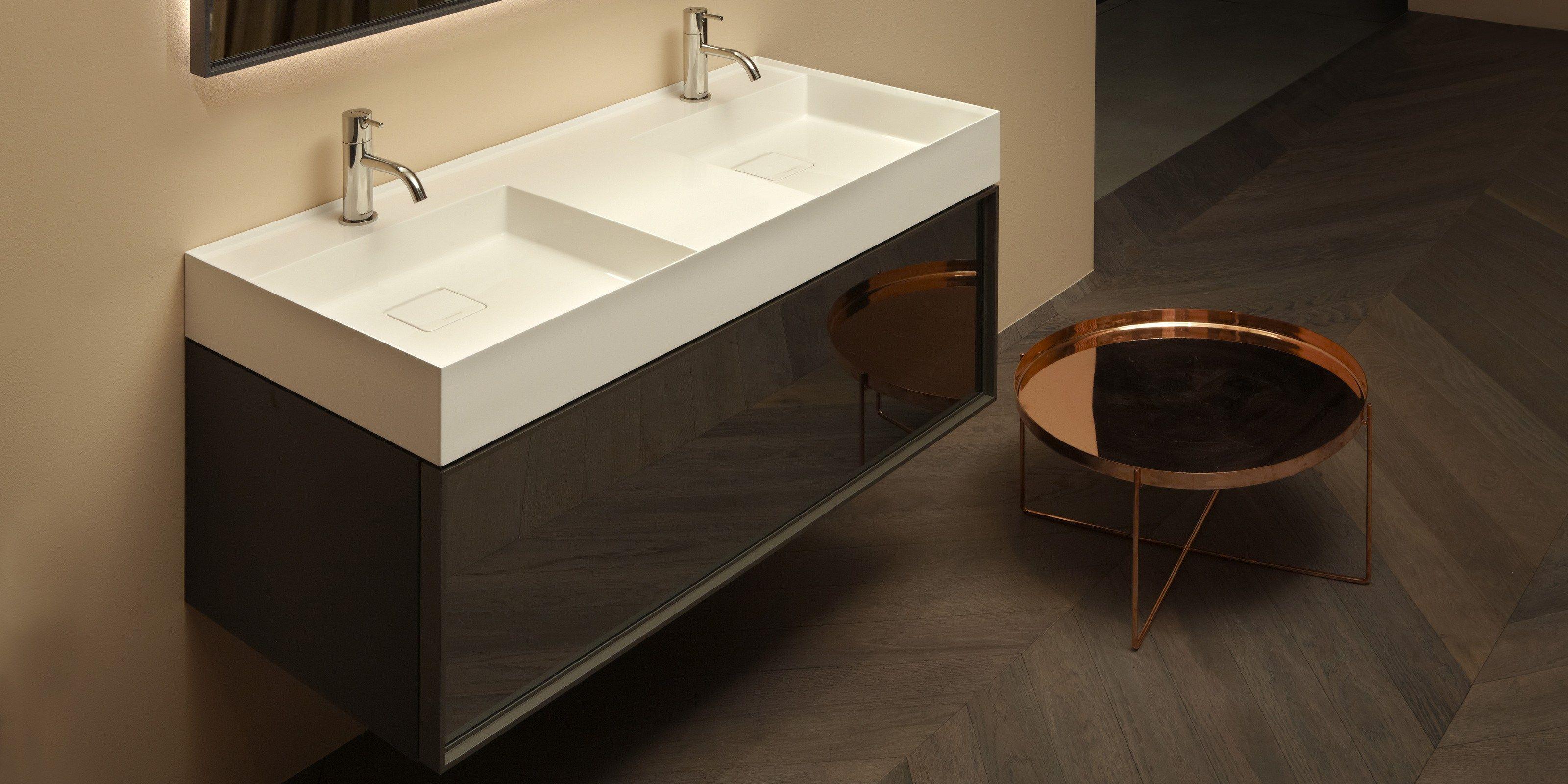 Mobile lavabo / arredo bagno completo GRAFFIO  Arredo bagno completo ...