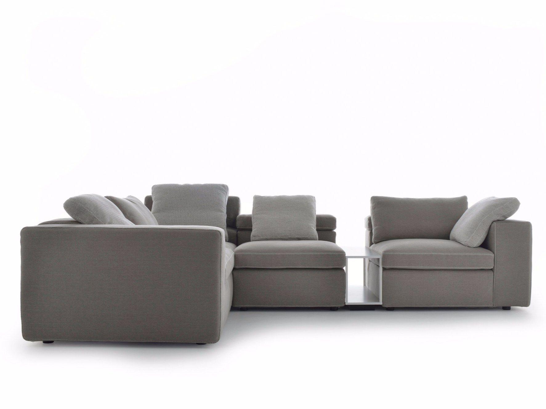 Grafo divano angolare by mdf italia design victor vasilev - Divano componibile angolare ...