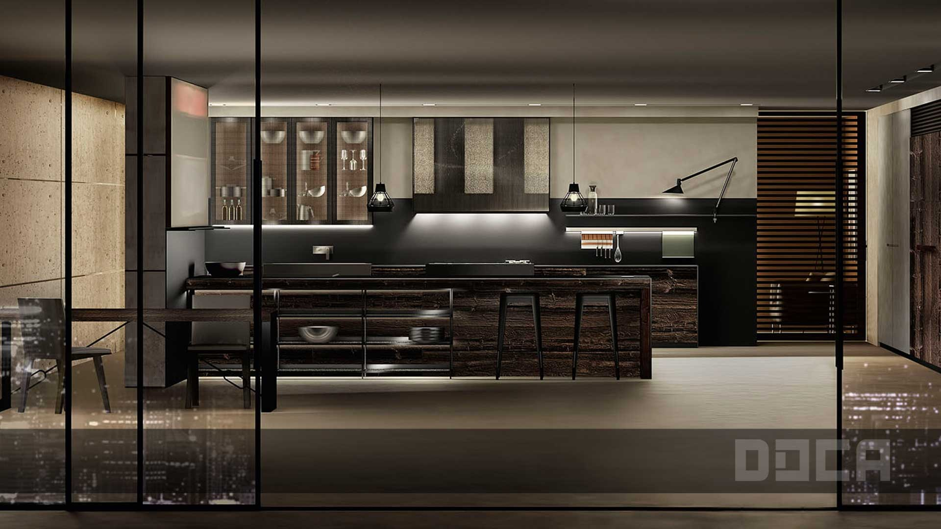Cucina legno di recupero : cucina con legno di recupero. cucina ...