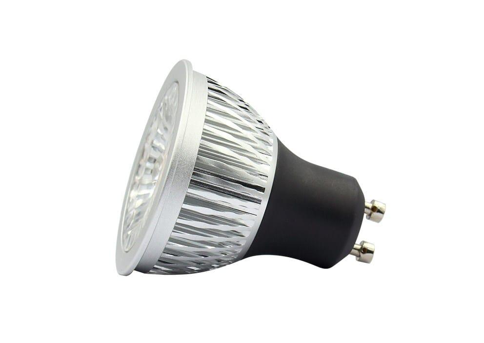 Lampadina a led a risparmio energetico gu10 led by normasym for Risparmio energetico led