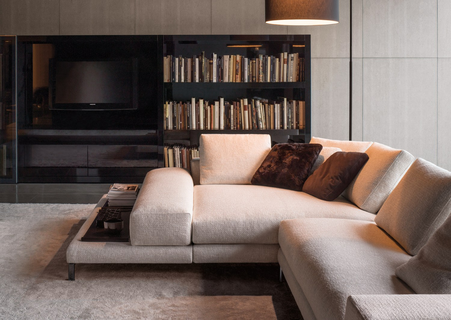 HAMILTON ISLANDS By Minotti