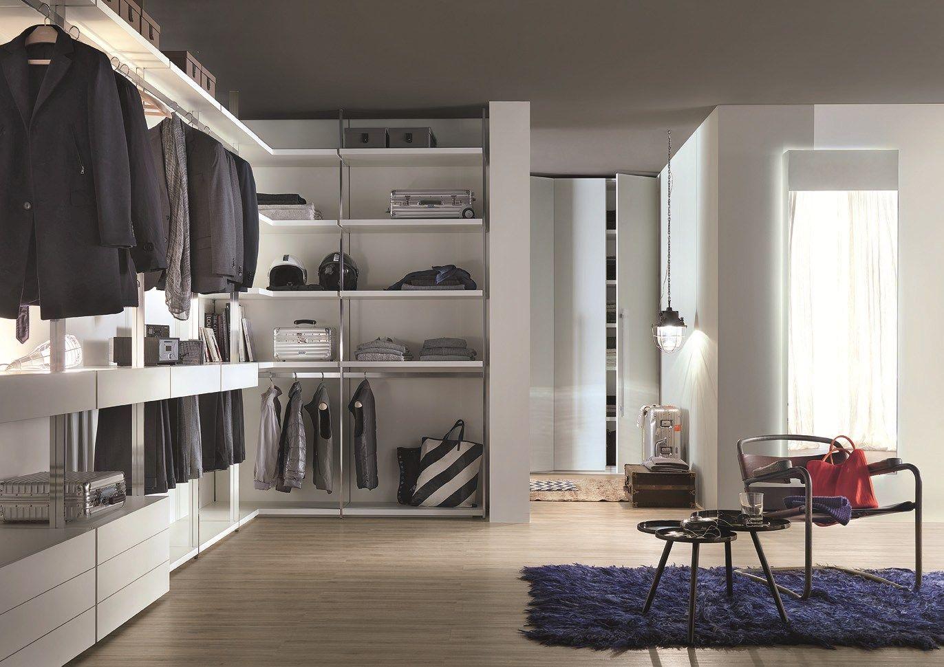 Anbau- Begehbarer Kleiderschrank nach Mass HANGAR by Lema Design ...