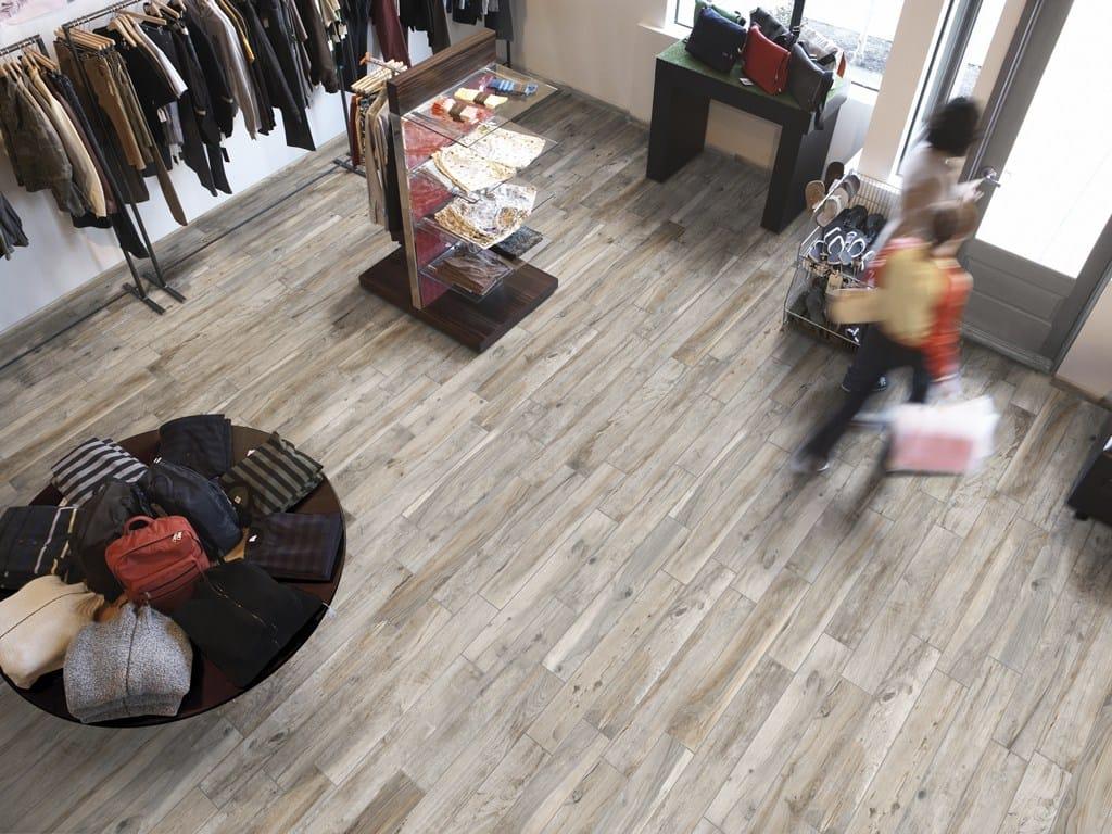 ispirazioni Legno pavimento : Pavimento in gres porcellanato effetto legno per interni ed esterni ...