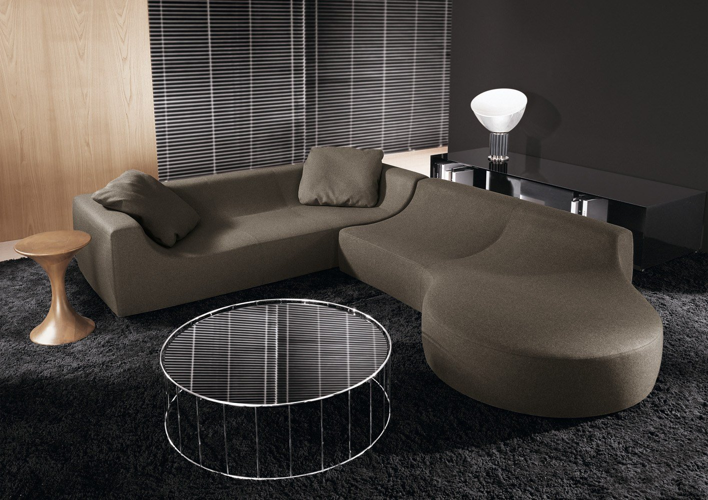 hockney by minotti. Black Bedroom Furniture Sets. Home Design Ideas
