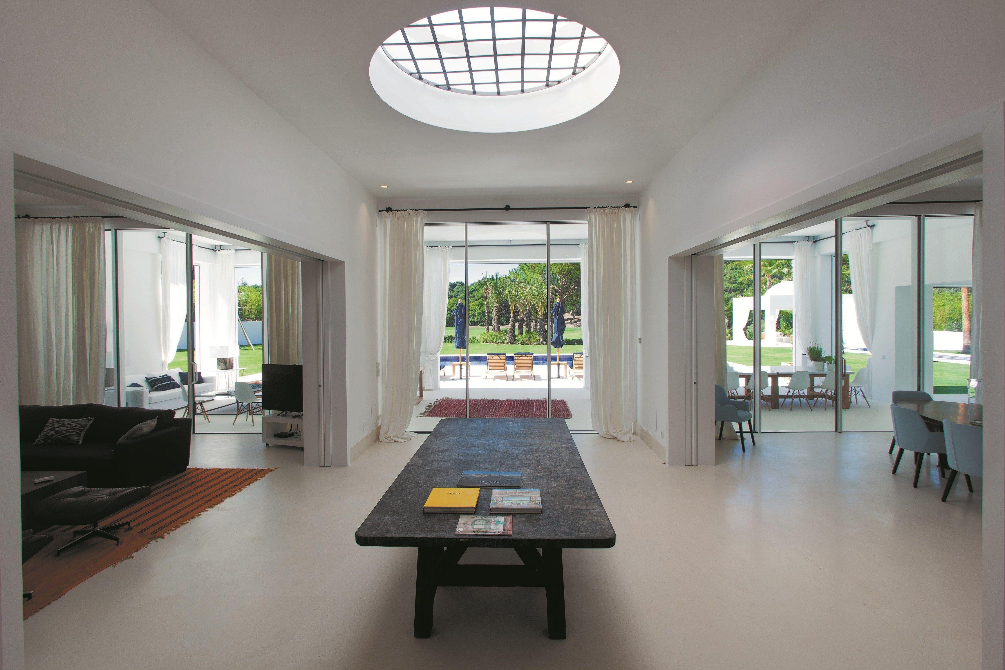 Aluminium patio door HI-FINITY by Reynaers Aluminium design Reynaers