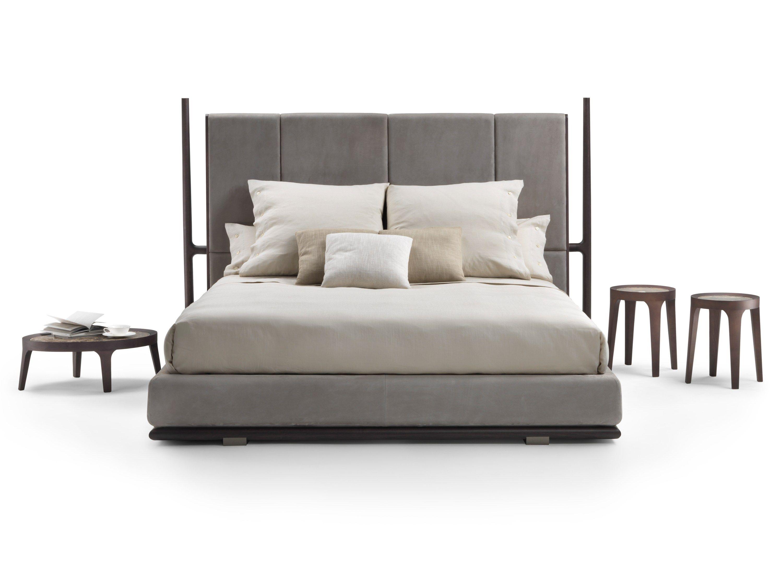 Icaro letto by mood by flexform design roberto lazzeroni for Cama 3d autocad