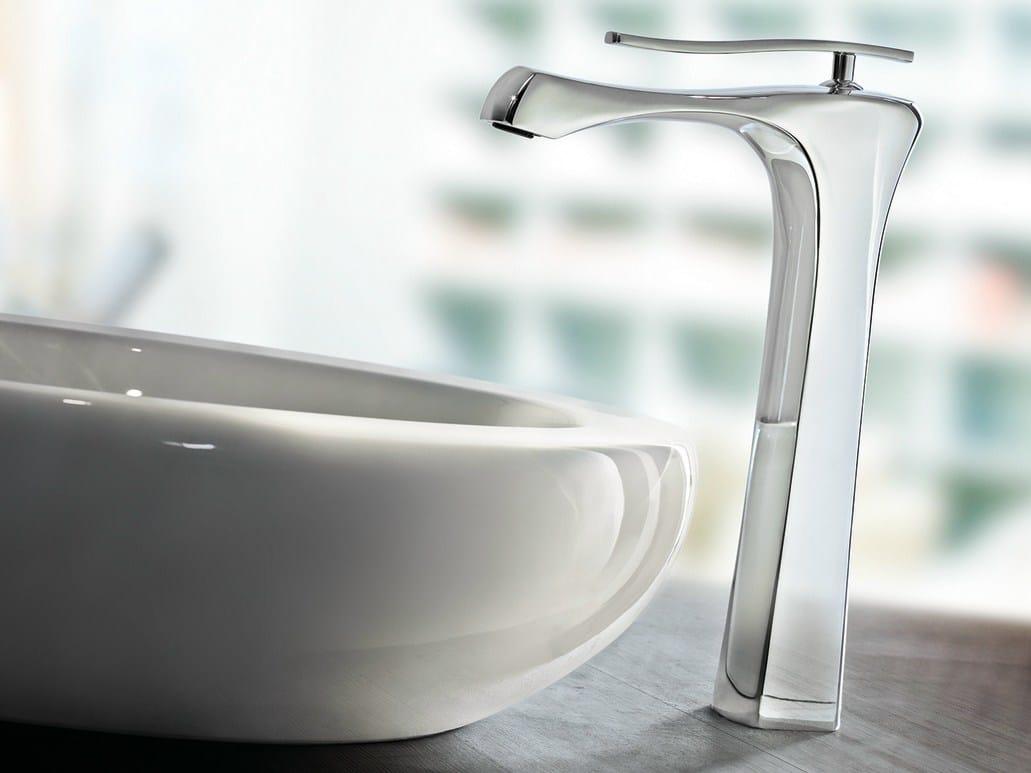 Icarus miscelatore per lavabo da piano by gattoni rubinetteria for Miscelatore lavabo