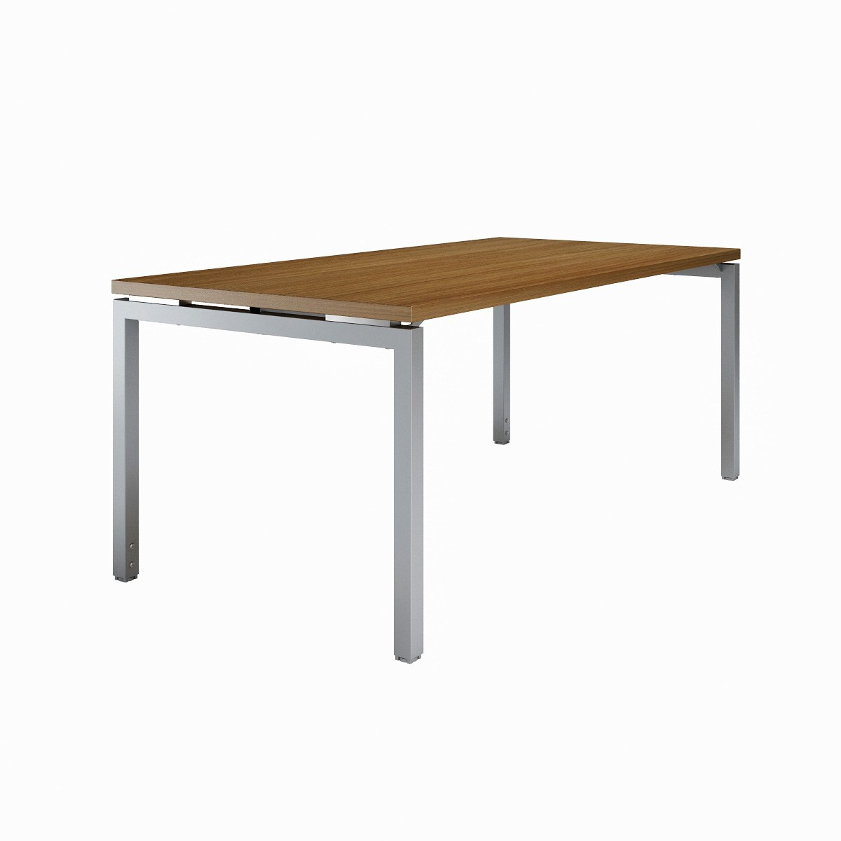 Sectional workstation desk idea 01 by quadrifoglio for Quadrifoglio sistemi d arredo
