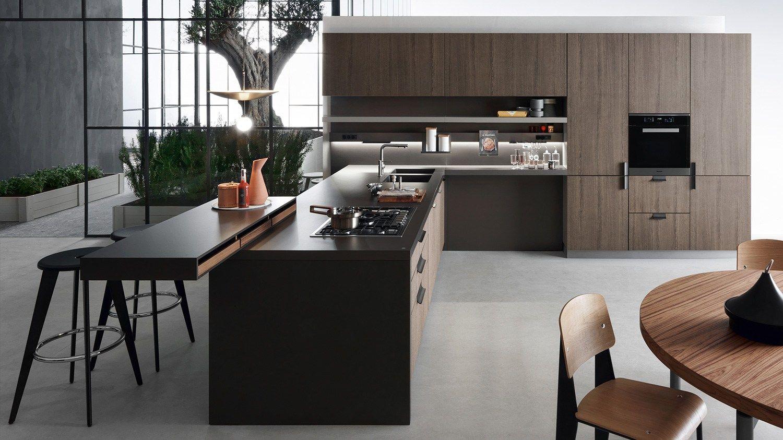modular fitted kitchen indadadada design nicola gallizia