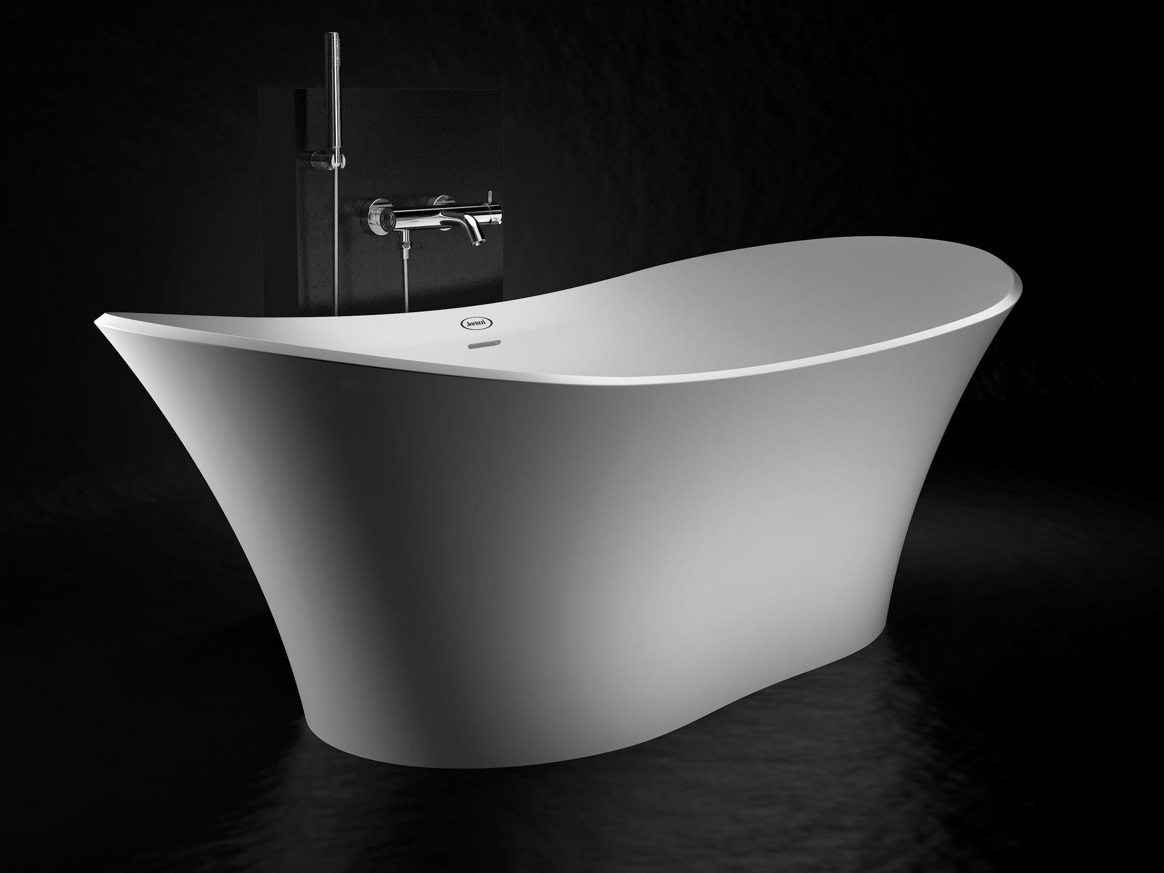 Vasca da bagno centro stanza infinito by jacuzzi europe - Vasca bagno jacuzzi ...