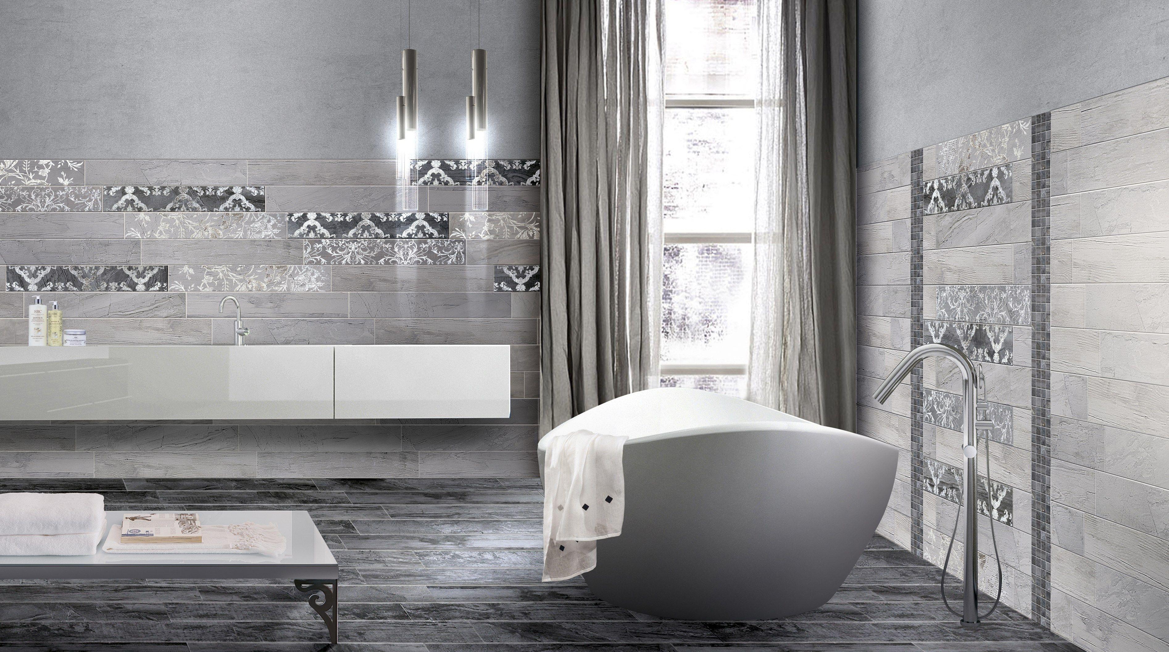 Porcelain stoneware flooring infinity by ceramiche brennero for Ceramiche brennero