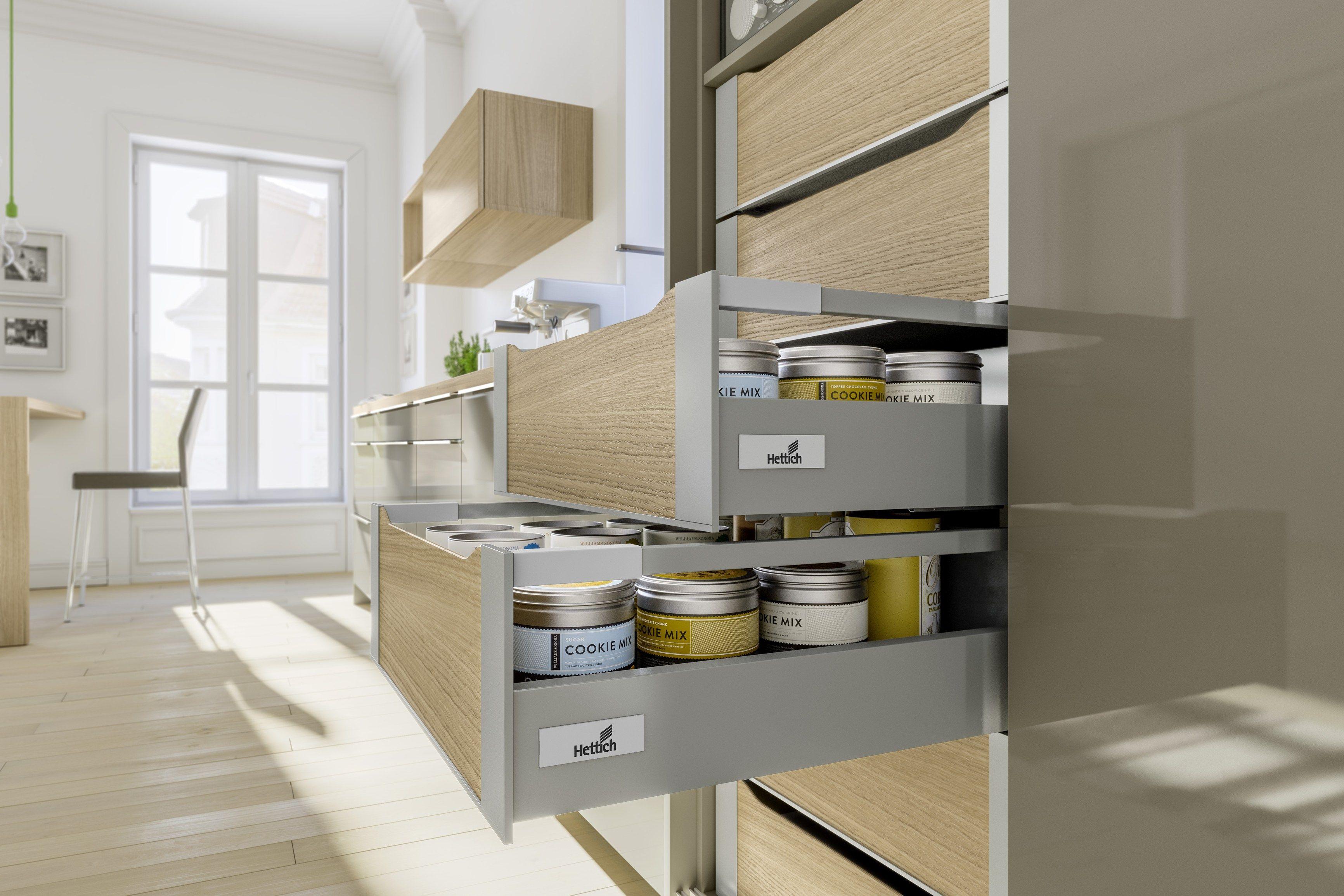 drawer system innotech atira by hettich