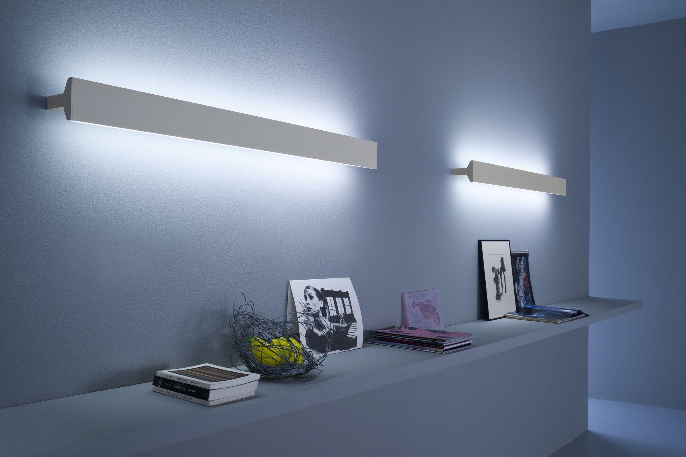 Lumin ria de parede fluorescente de alum nio ipe w3 by - Luminaria fluorescente estanca ...