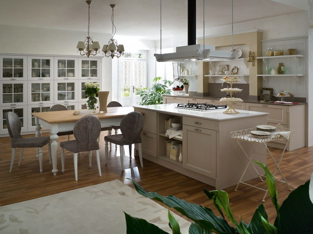 Italian mood cucina collezione kitchen sweet kitchen by - Callesella cucine prezzi ...