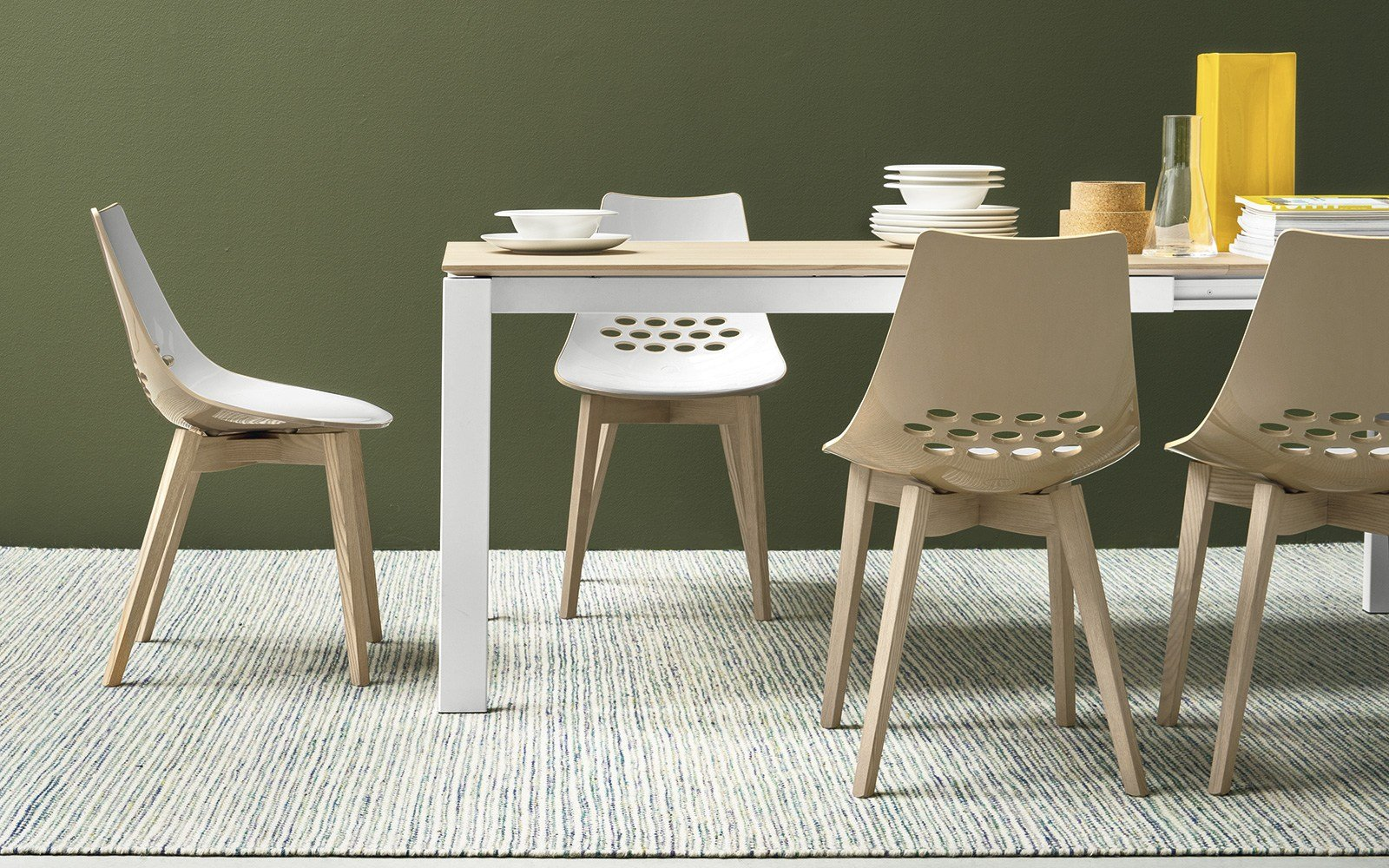 Jam w sedia by calligaris design archirivolto for Calligaris sedie