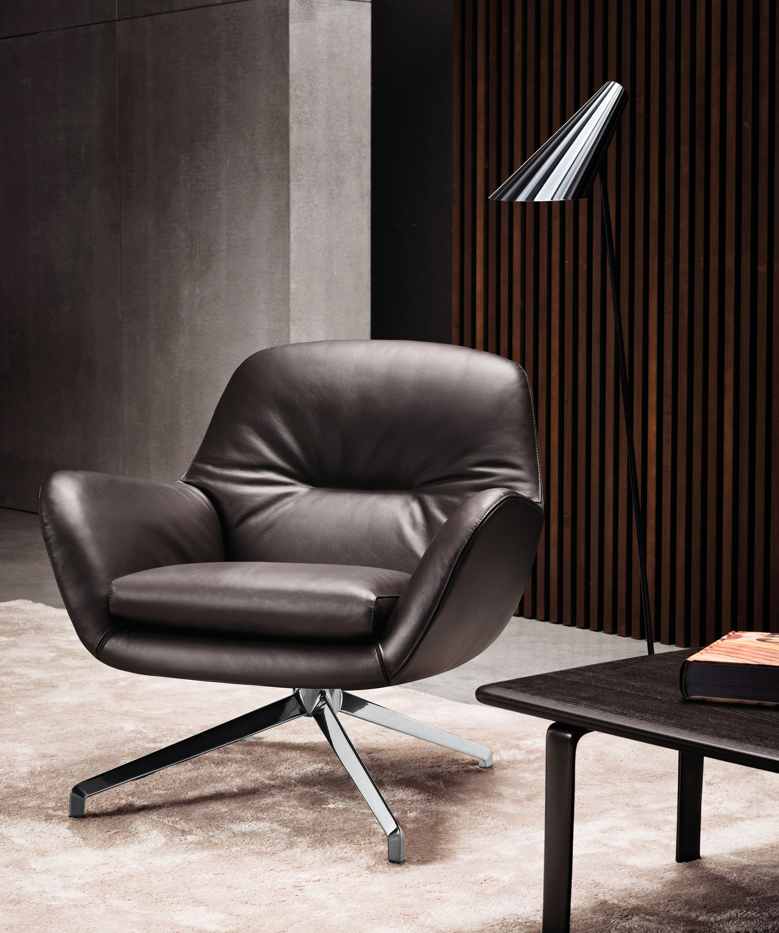 jensen by minotti design rodolfo dordoni. Black Bedroom Furniture Sets. Home Design Ideas