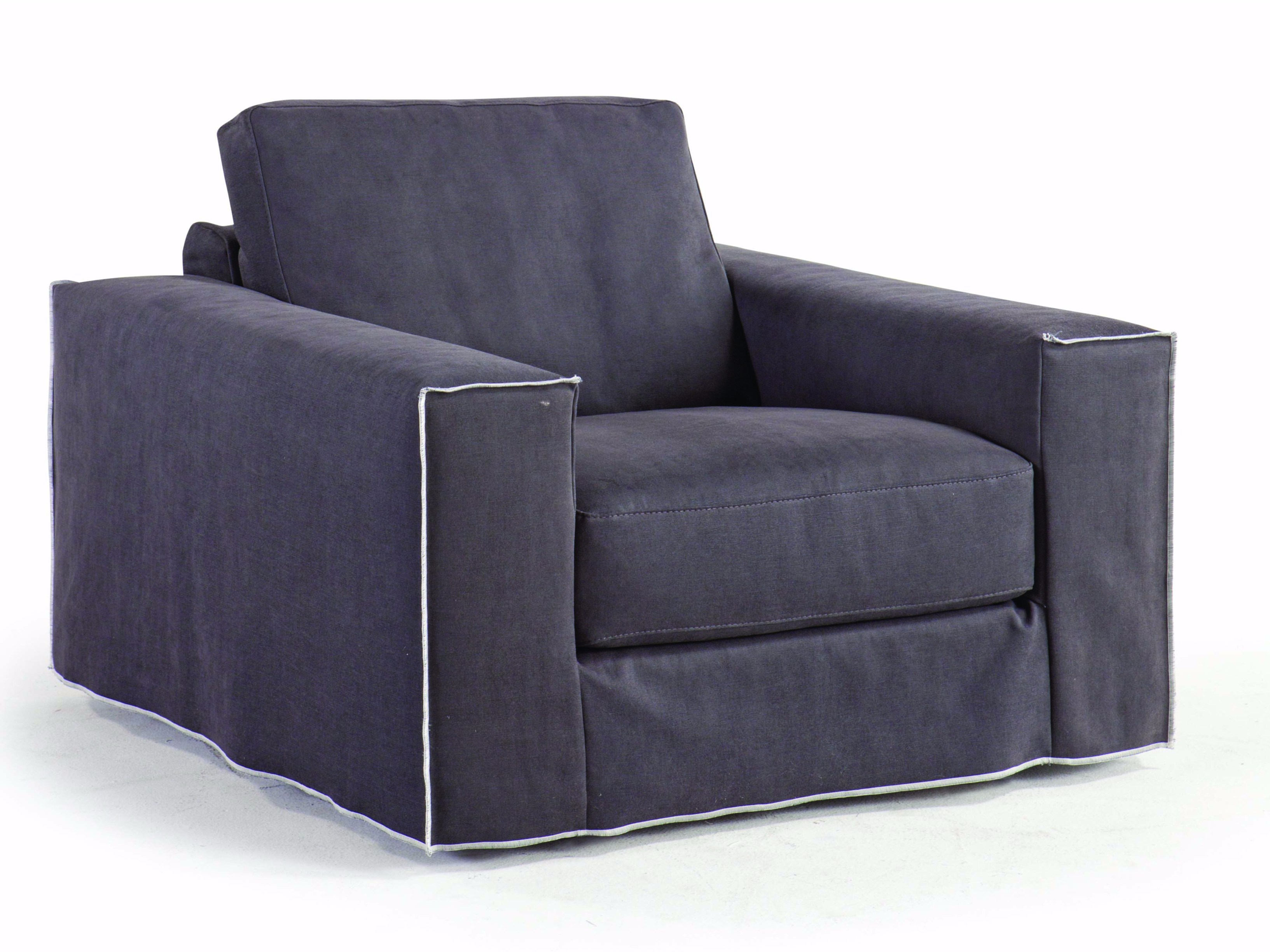 fauteuil rembourr en tissu avec accoudoirs karawan by roche bobois. Black Bedroom Furniture Sets. Home Design Ideas