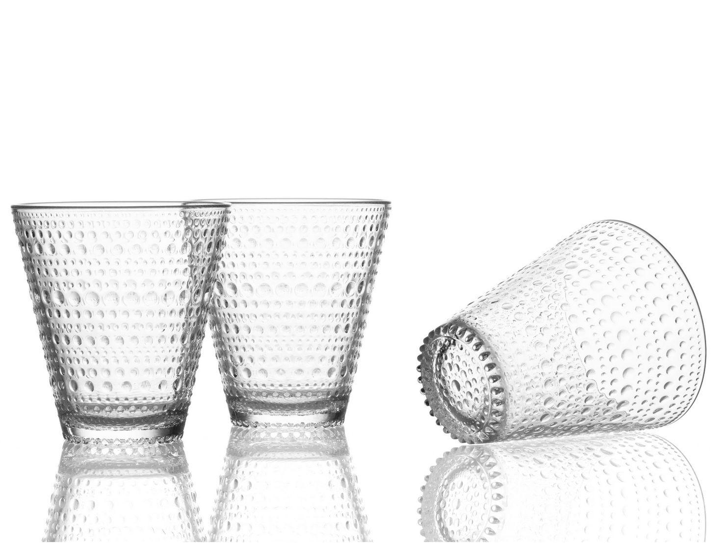 kastehelmi glass by iittala design oiva toikka. Black Bedroom Furniture Sets. Home Design Ideas