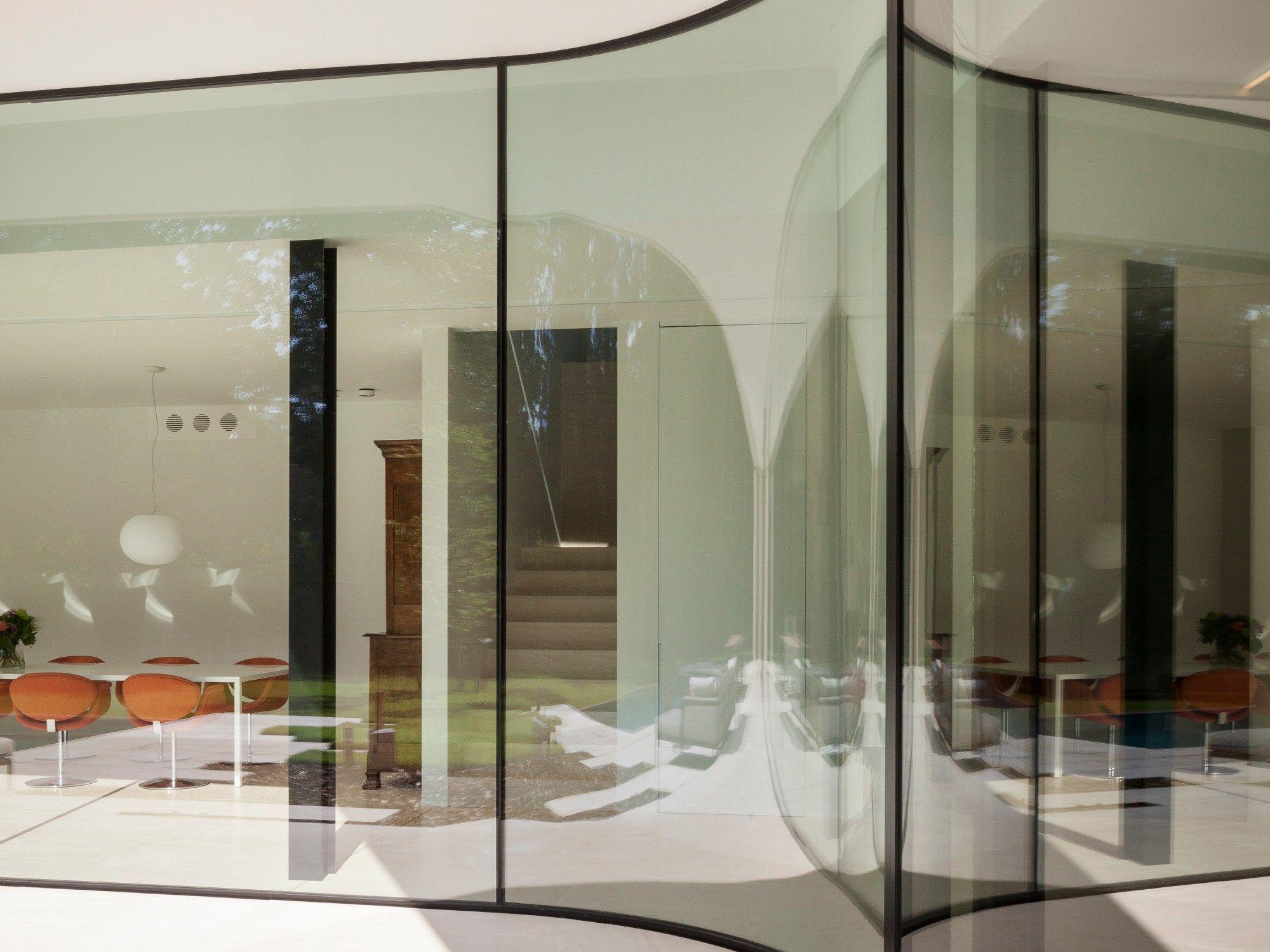 Keller minimal windows highline by keller for Tarif fenetre alu double vitrage