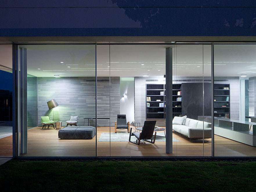 keller minimal windows highline by keller. Black Bedroom Furniture Sets. Home Design Ideas
