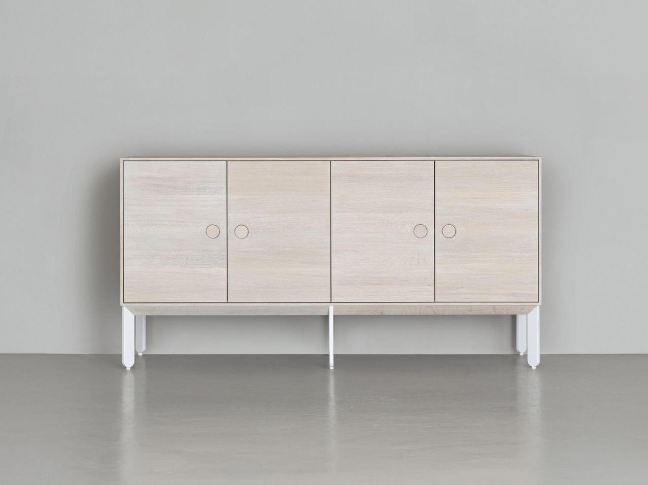 Kin long sideboard by zeitraum design mathias hahn