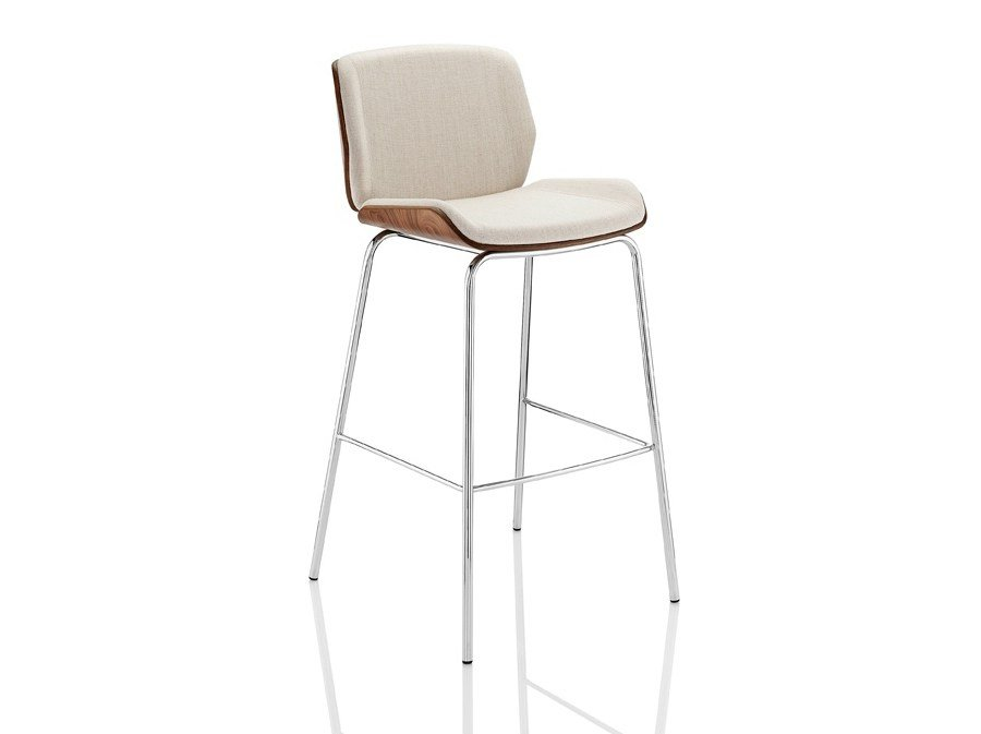 Kruze Chair With Footrest By Boss Design