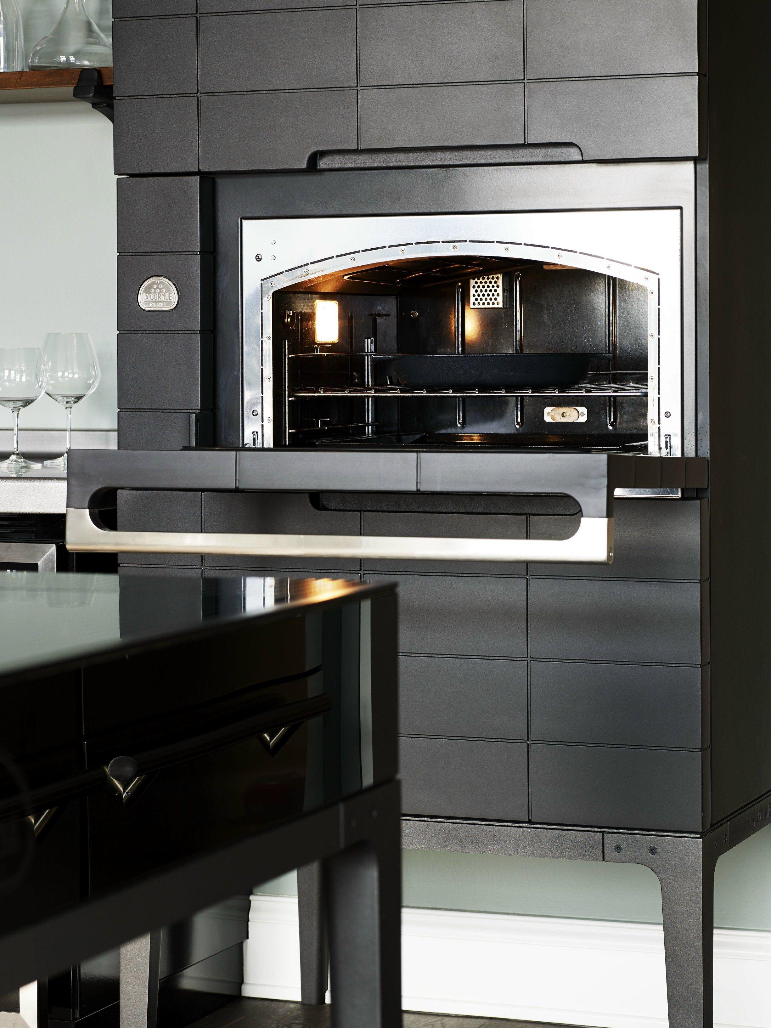 la cornue w four by la cornue design jean michel wilmotte. Black Bedroom Furniture Sets. Home Design Ideas