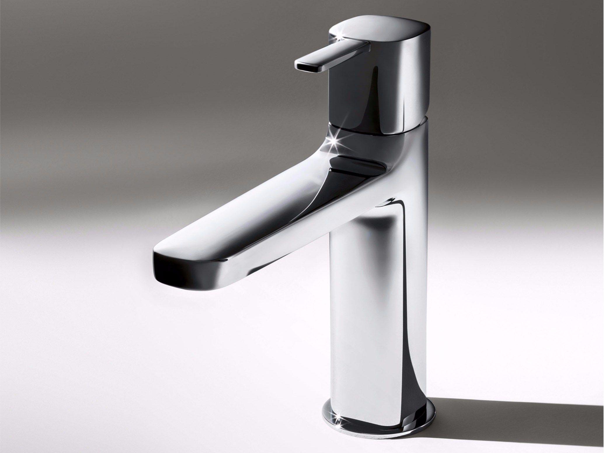 Lam miscelatore per lavabo monoforo by fantini rubinetti for Rubinetti design