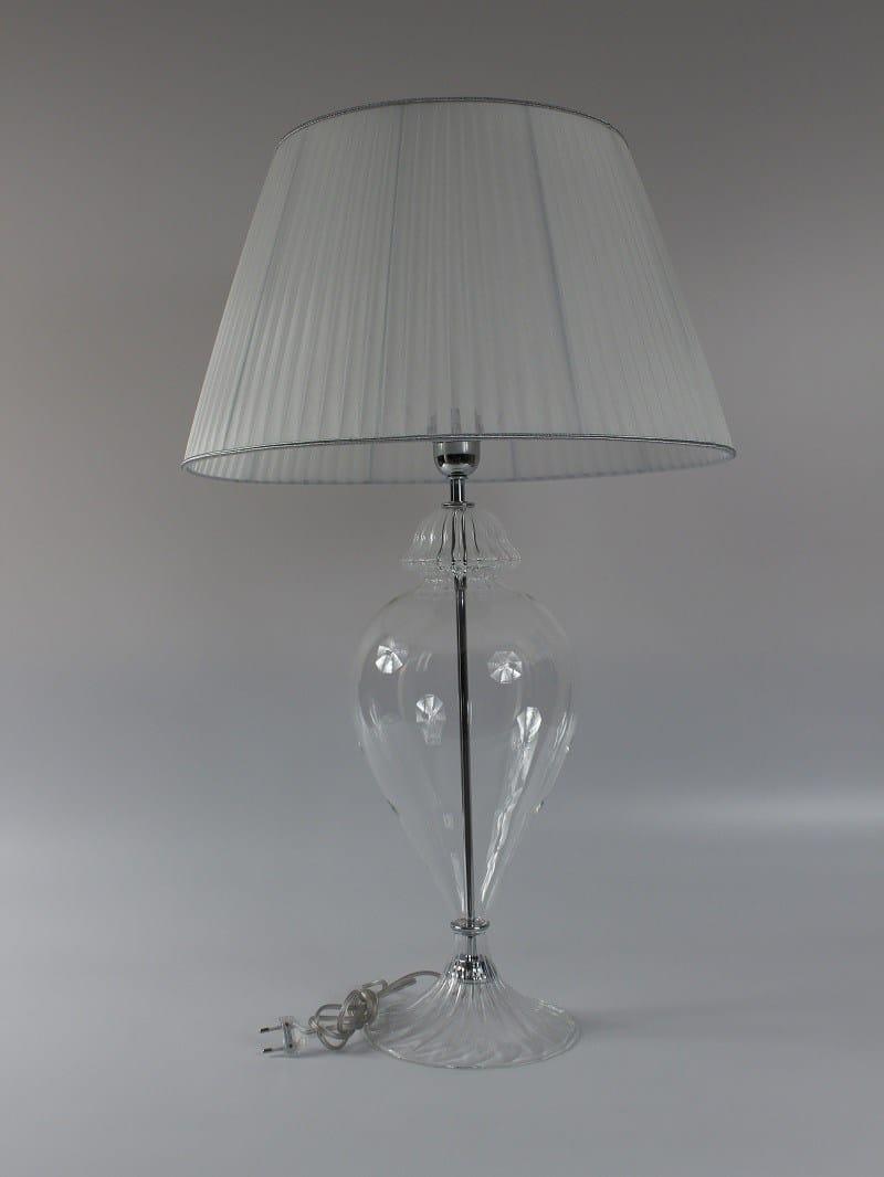 1004 Lampada da tavolo in vetro soffiato by Ipsilon PARALUMI