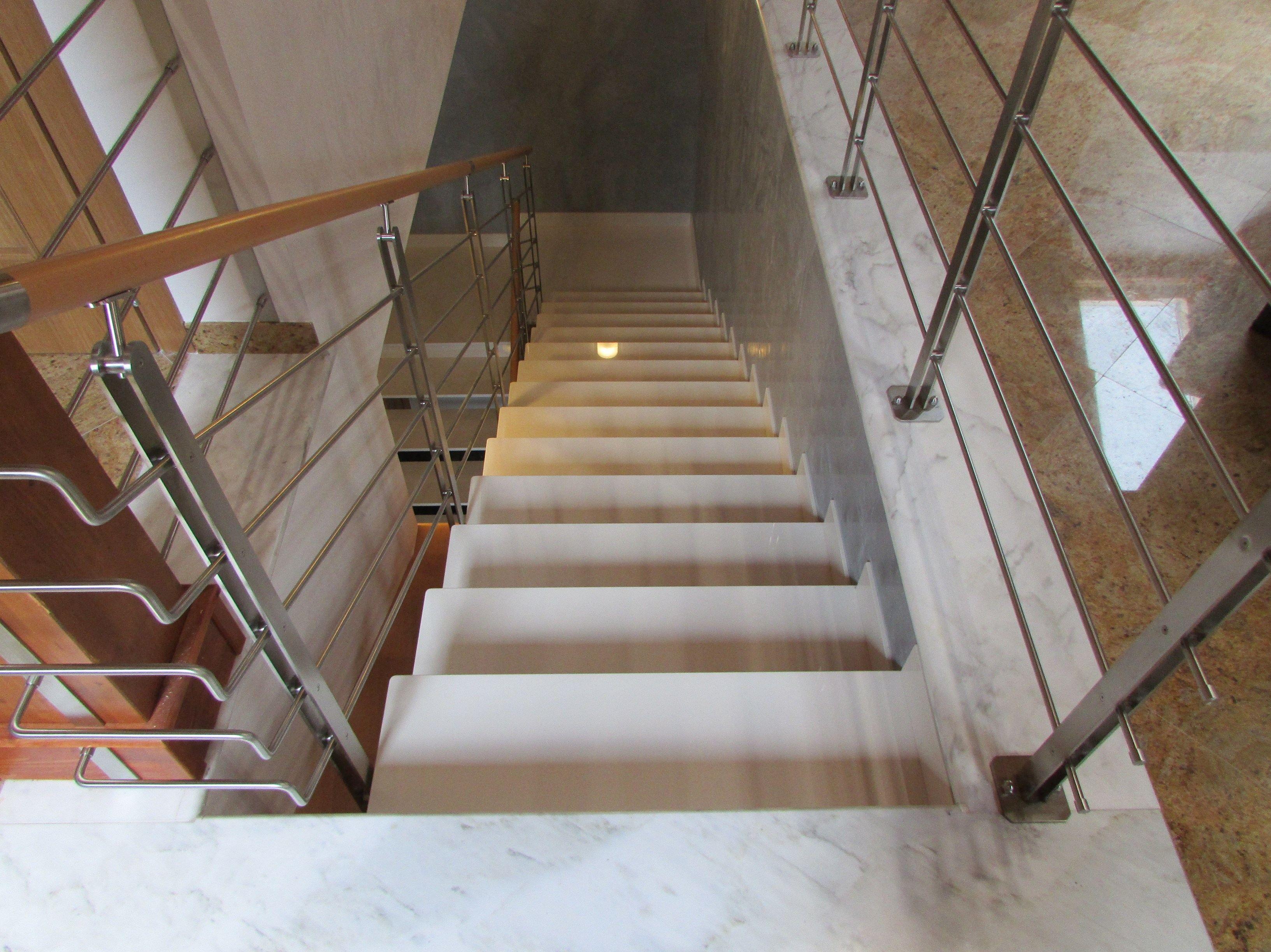 Lapitec® rivestimento per scale by lapitec