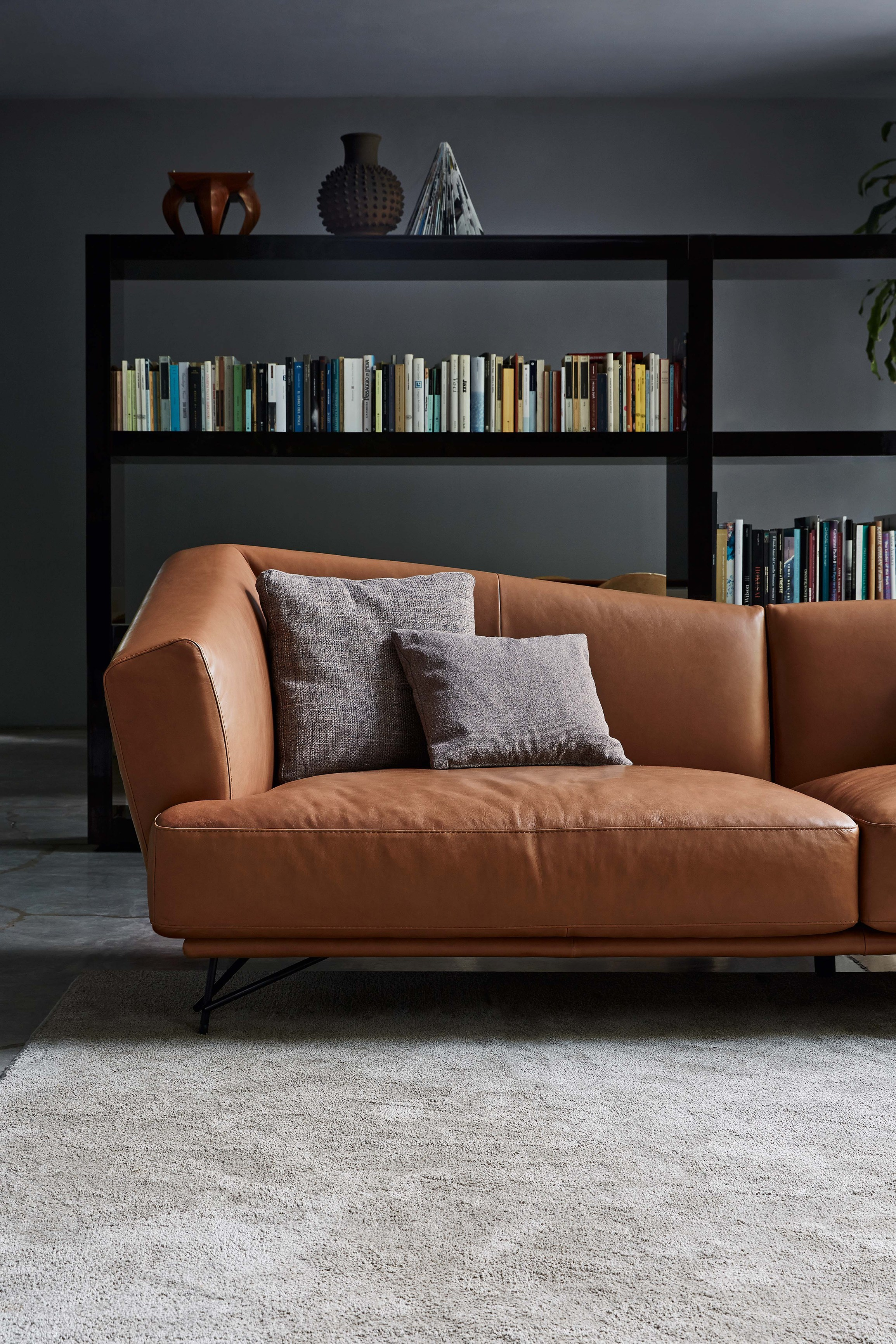Lennox sofa by ditre italia design stefano spessotto for Divani design italia
