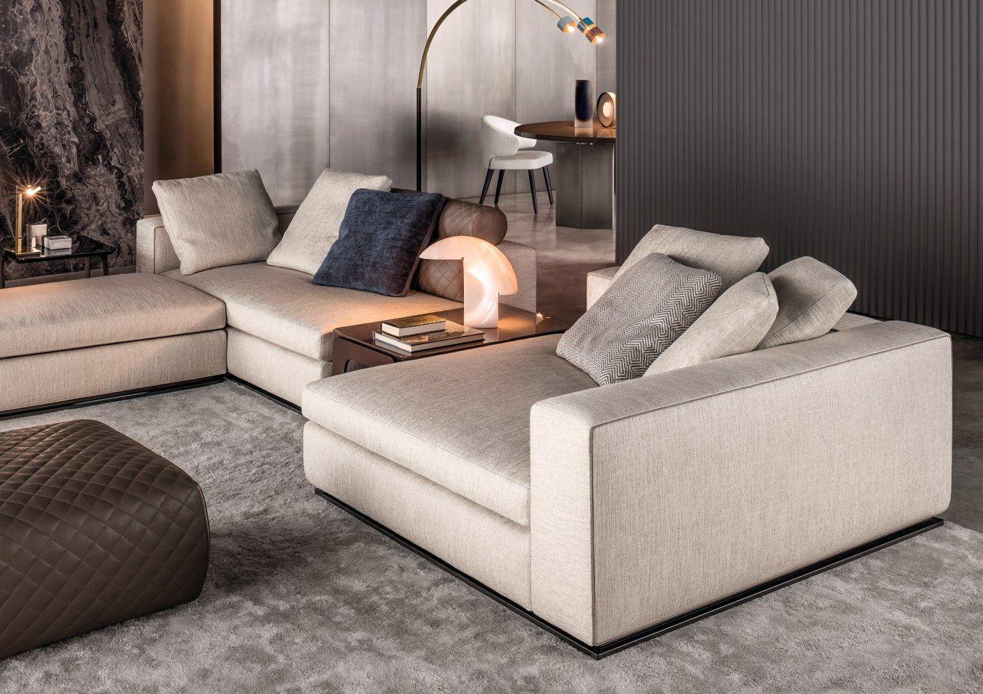 leonard by minotti design rodolfo dordoni. Black Bedroom Furniture Sets. Home Design Ideas