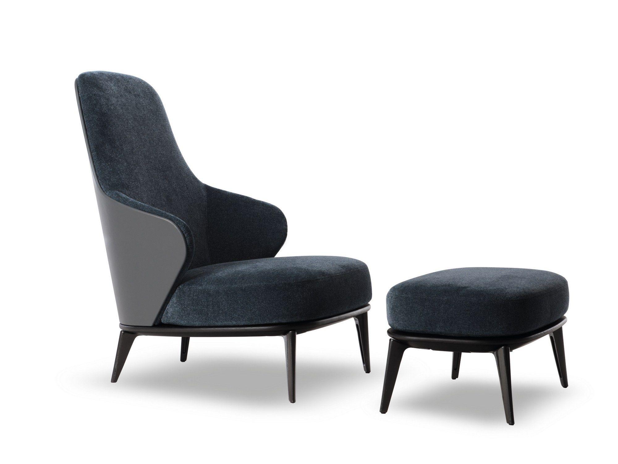 LESLIE ARMCHAIRS by Minotti design Rodolfo Dordoni