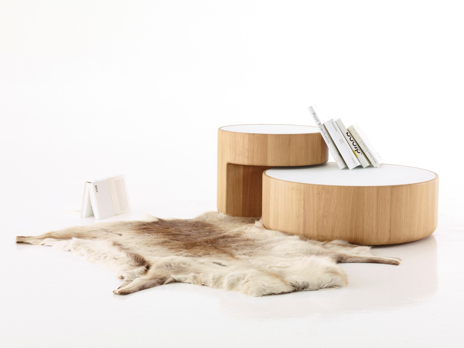 Levels Low Coffee Table By Per Use Design Lucie Koldova Dan Yeffet