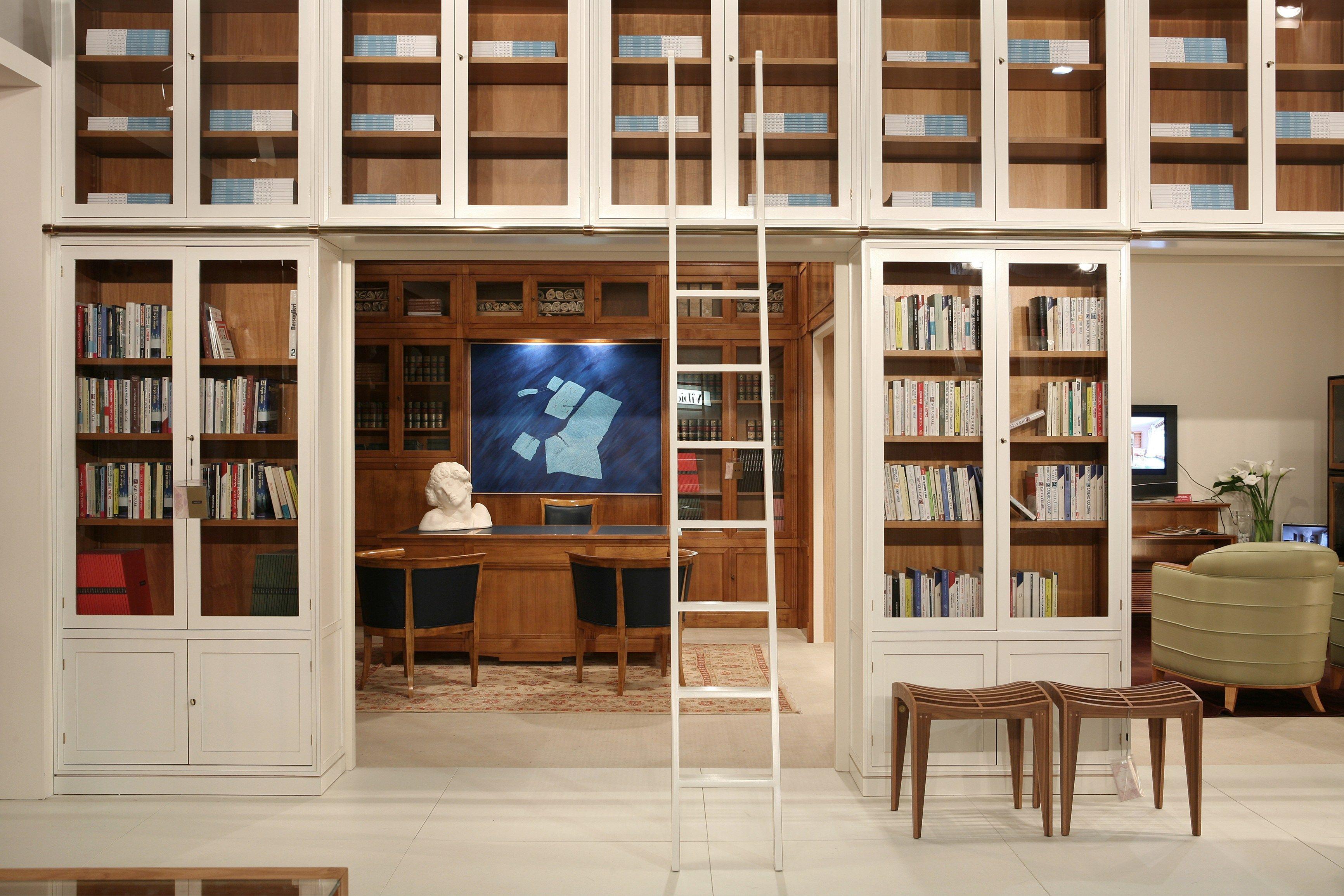 Modulo 39 900 libreria modulare by morelato design centro for Morelato librerie