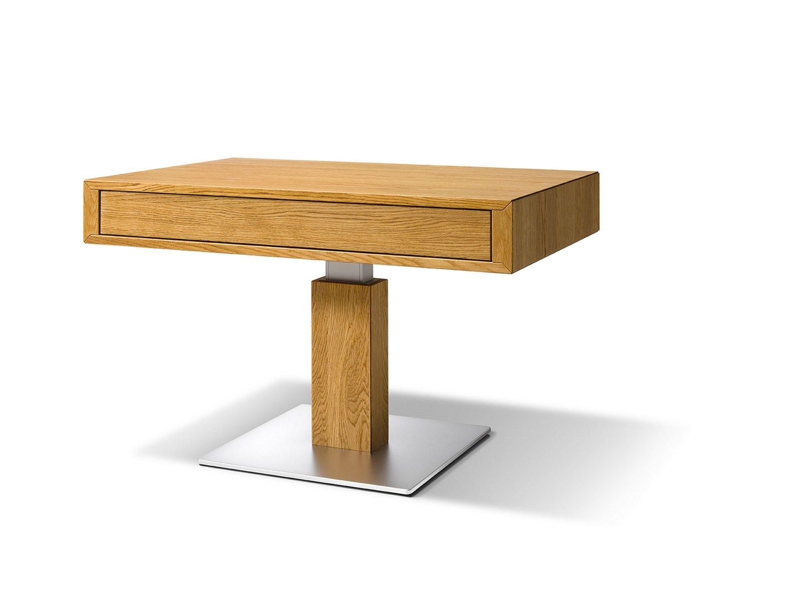 table basse r glable en hauteur lift by team 7 nat rlich. Black Bedroom Furniture Sets. Home Design Ideas