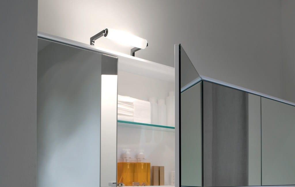 Applique bagno alogena LIGHT by Antonio Lupi Design® design Davide Rognoni