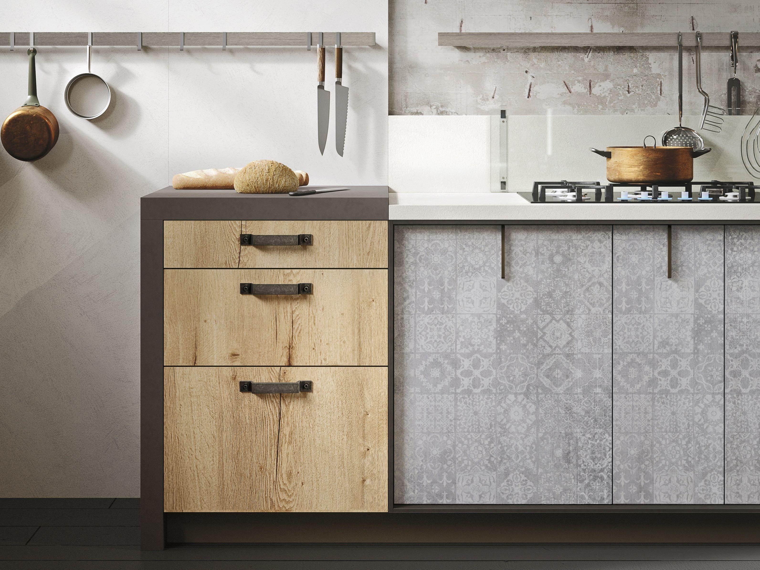 LOFT Zeilen- Küche Kollektion SISTEMA by Snaidero Design Michele ...
